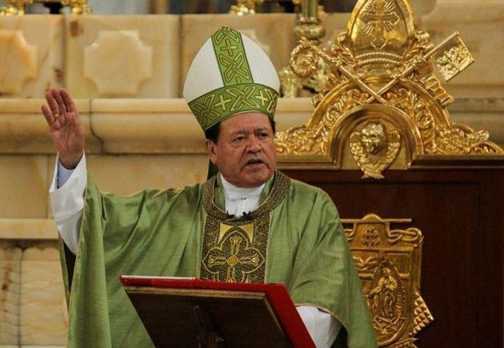 Arzobispo emérito Norberto Rivera. (Animal Político)