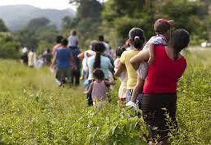 La mujer dijo que vale la pena esforzarse por los hijos , cuando los hijos responden. (zonafranca.mx)