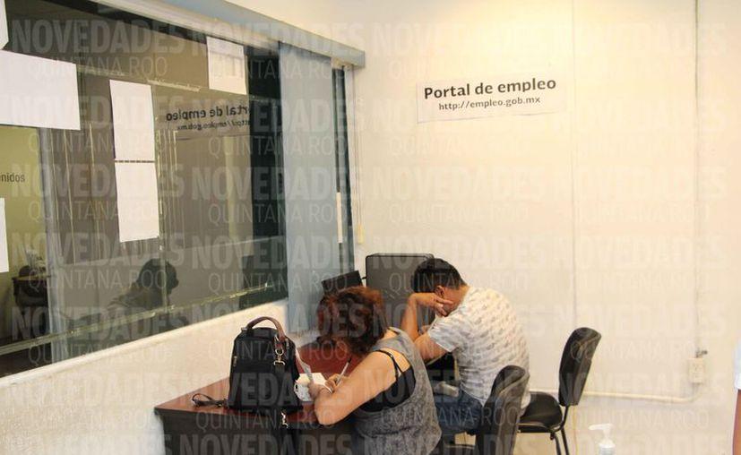 Los jóvenes terminan buscando sustento en una actividad ajena a la que estudiaron. (Paola Chiomante/SIPSE)
