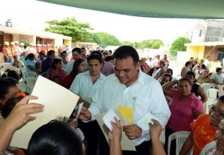 El proyecto del Gobernador Rolando Zapata incluye el rubro de la Salud. (Milenio)