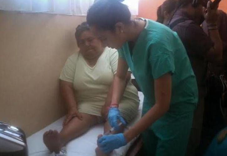 La de este sábado será la tercera visita que realizan a Yucatán médicos podriatras de Estados Unidos. (Óscar Pérez/SIPSE)