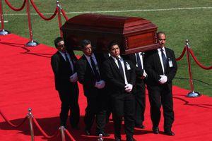 El adiós a Chespirito
