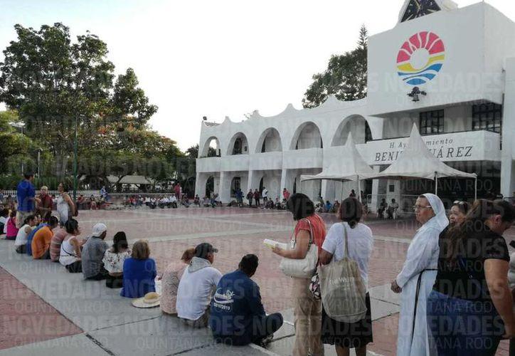 El mayor número de población, con derecho a votar, se encuentra en el municipio de Benito Juárez. (Paola Chiomante/ SIPSE)