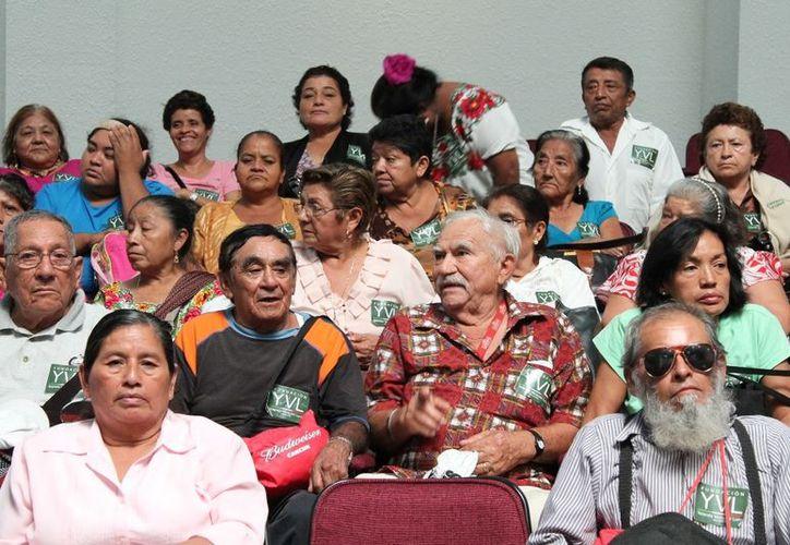 Radican en Solidaridad y son 264 de una asociación que respalda Ley de Derechos para Adultos Mayores. (Redacción/SIPSE)