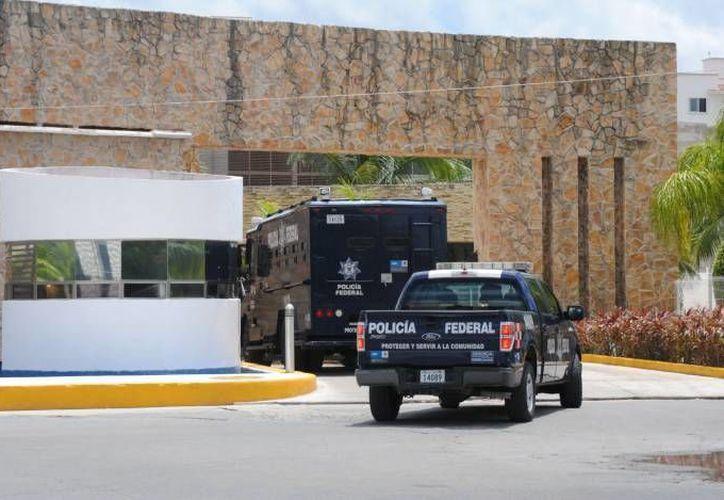 Durante el operativo fueron detenidos cinco presuntos ladrones. (Imagen estrictamente ilustrativa/ archivo Milenio Novedades)