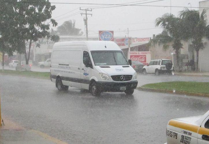 El inicio de la temporada de lluvias está pronosticada para entre el 15 y 20 de mayo. (Archivo/SIPSE)