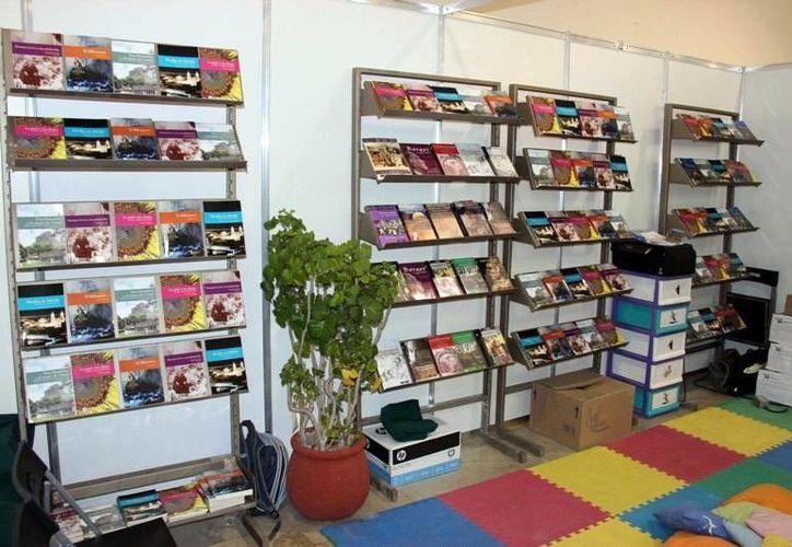 En la Feria Internacional de la Lectura habrá miles de títulos.  (Milenio Novedades)