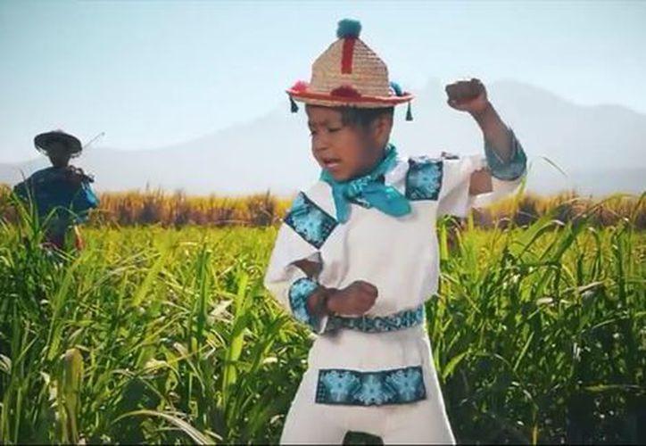"""Yuawi López logró posicionar """"Movimiento naranja"""" en Spotify. (Facebook)"""