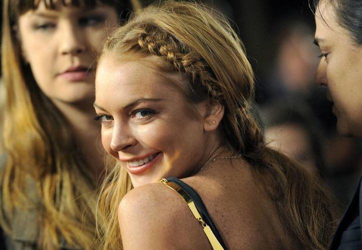 Lindsay Lohan será sometida a tratamiento en el Seafield Center de Nueva York. (Agencias)