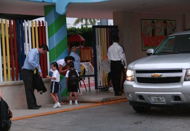 Aunque el martes se avisó que no habría clases en varias escuelas meridanas este 5 de mayo, la Segey declaró ayer que la suspensión no es oficial. (Milenio Novedades)