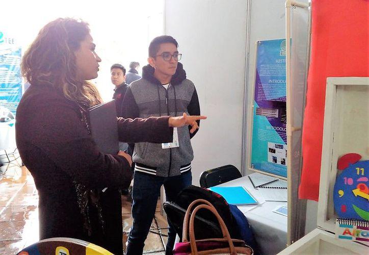 Un proyecto del Colegio de Bachilleres fue seleccionado para participar en el  Foro Internacional de Ciencias e Ingeniería, que se realizará en Chile. (Cortesía)