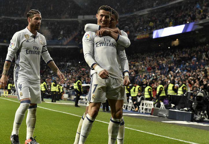 Real Madrid triunfó en el partido de ida de las semifinales de la Liga de Campeones. (Foto: Internet)