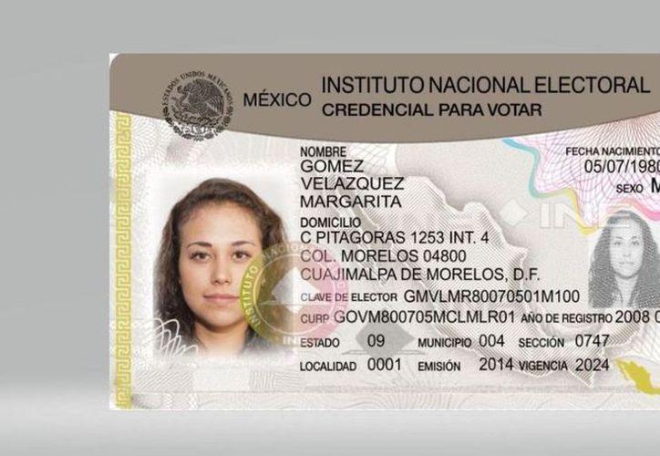 El INE permite a los mexicanos y a los residentes en el extranjero participar en las elecciones. (Contexto/Internet)