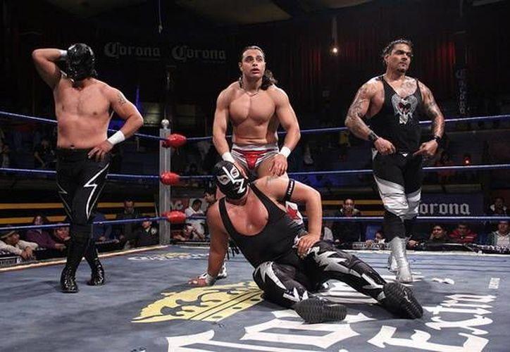 En el show participarán luchadores como Canek. (mediotiempo.com/Foto de contexto)