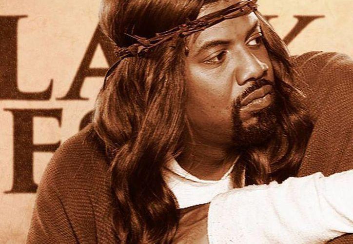 """La serie """"Black Jesus"""" tiene como protagonista a Gerald """"Slink"""" Johnson en el papel de Jesús. (Facebbok/Black Jesús)"""