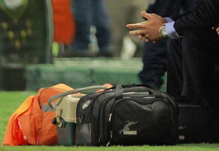 'Chepo' de la Torre ya hizo maletas: se va de Chivas. (Jammedia)