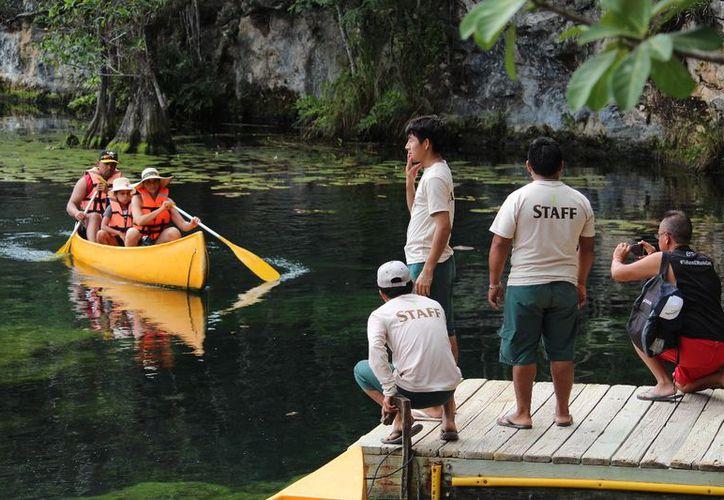 El destino cuenta con una diversidad de atractivos para el turismo. (Octavio Martínez/SIPSE)