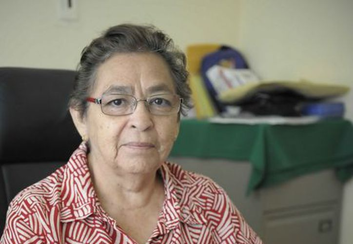Teresita de Jesús Sansores y Sabido, coordinadora general del Centro de Maestros de Cancún. (Cortesía/SIPSE)