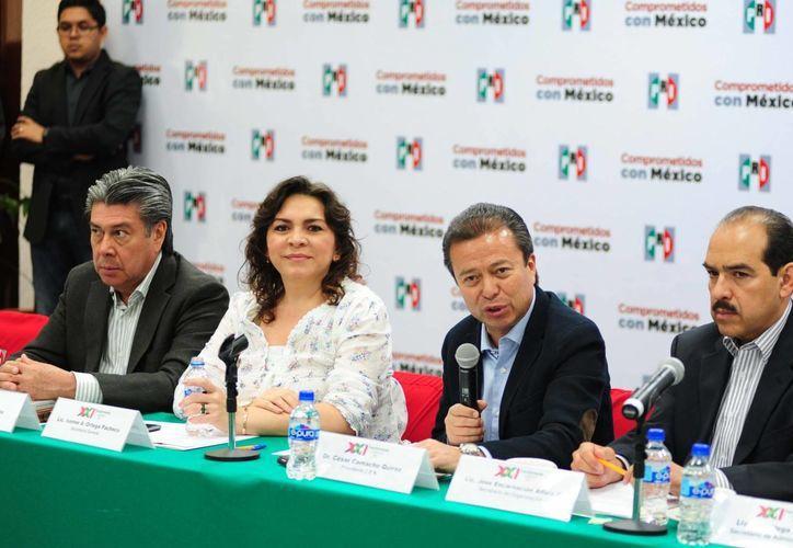 El PRI aprobó que sus militantes puedan competir a puestos de elección popular como independientes. (pri.org.mx)