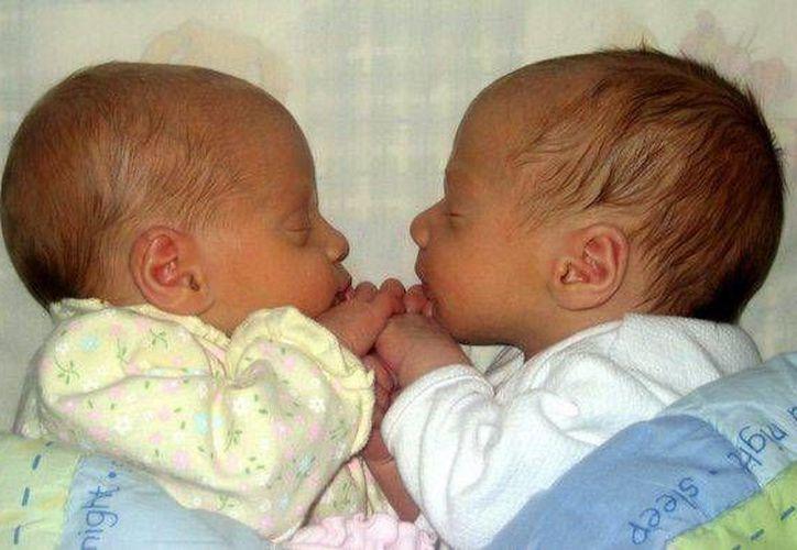 Es muy raro que una mujer de a luz a dos hijos de distinto padre al mismo tiempo. La imagen cumple funciones estrictamente ilustrativas. (nj.com)