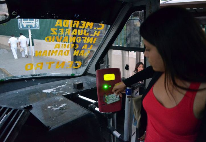 Existen cinco tipos de credenciales de transporte con derecho a tarifa preferencial. (Milenio Novedades)