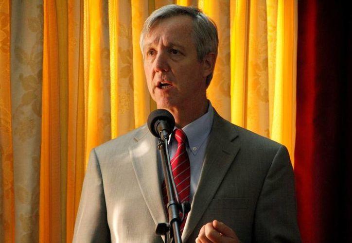 Anthony Banbury, representante del secretario de la ONU, elogió los esfuerzos internacionales por contener la propagación del virus del ébola. (rtl.fr)