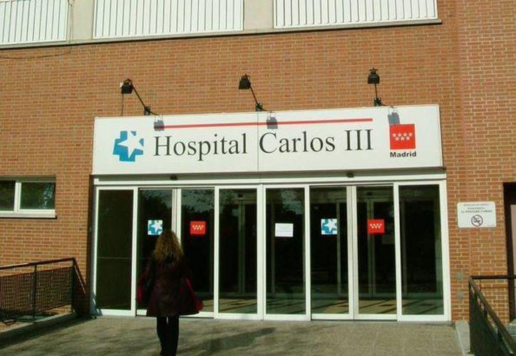 En la imagen, el hospital Carlos III de Madrid, que será centro de referencia para el control y tratamiento del ébola en España. (madrid.org)