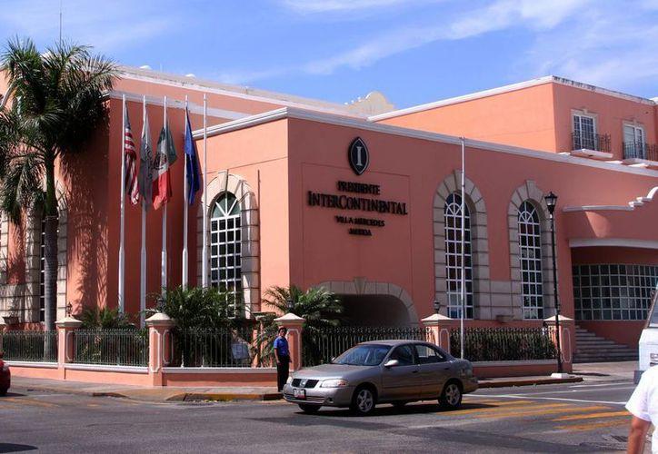 El debate se efectuará en el hotel Presidente Intercontinental. (Milenio Novedades)