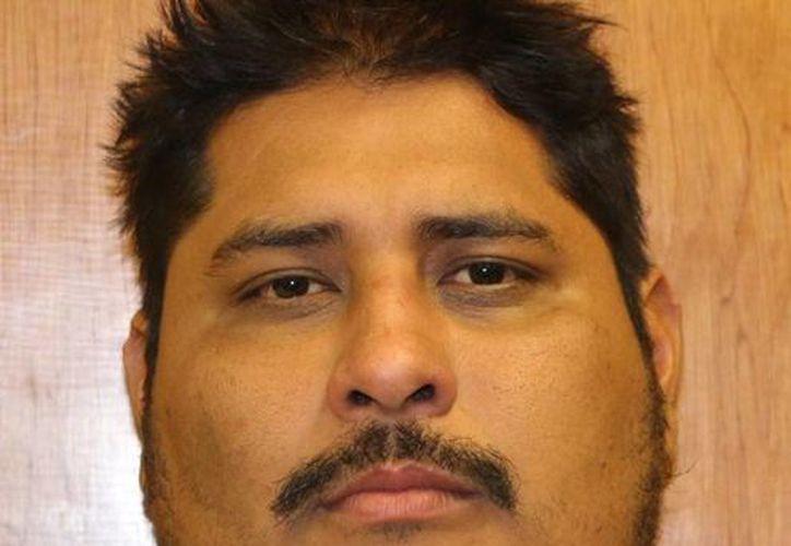Ronaldo Mendoza Matilde fue detenido por fuerzas federales en Mexicali, Baja California. (@PoliciaFedMx)