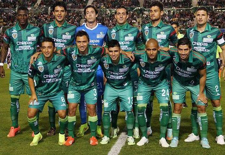 El equipo de Chiapas realizará sus trabajos de pretemporada en las playas de Cancún. (Contexto/Internet)