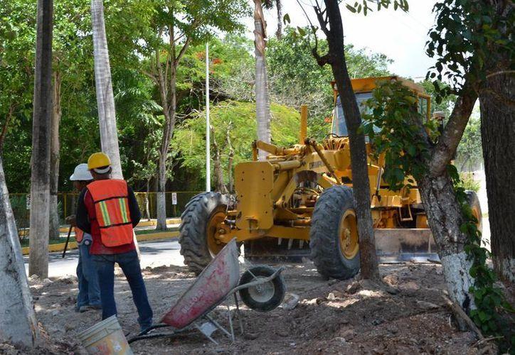 No se cumplió en el primer semestre las expectativas en obra pública. (Gerardo Amaro/SIPSE)