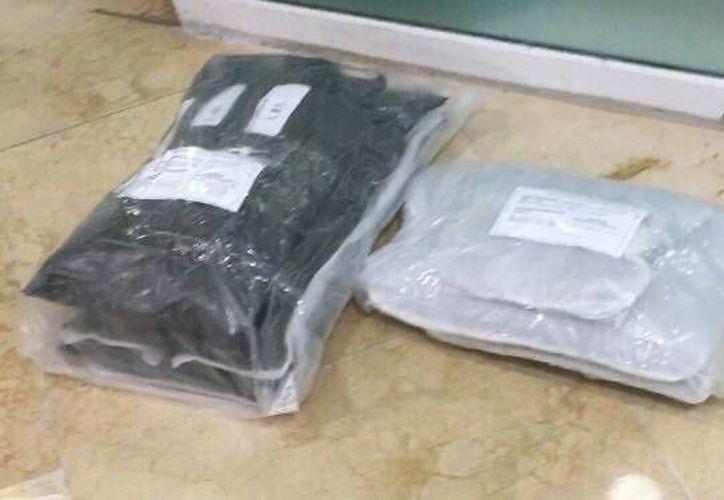 Personal de la Aduana aseguró a un sujeto con 10 kilos de cocaína. (Redacción/SIPSE)