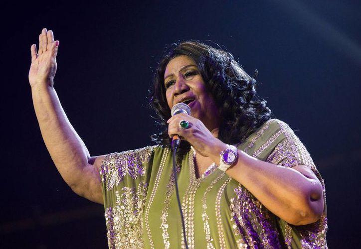 La Reina del Soul, de 71 años, ha cancelado varios conciertos y apariciones públicas en los últimos meses por problemas de salud que no ha especificado. (Agencias)