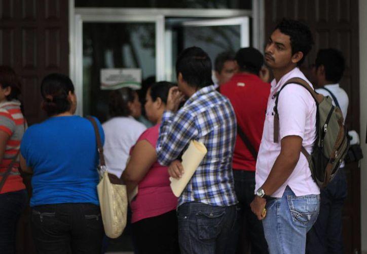 Por la disminución en la plantilla laboral y algunas otras medidas, el Ayuntamiento capitalino ahorra un millón de pesos al mes. (Harold Alcocer/SIPSE)