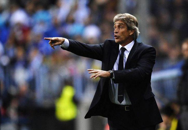 Pellegrini estuvo un año en el Real Madrid antes de recalar en el Málaga. (bostonherald.com/Archivo)