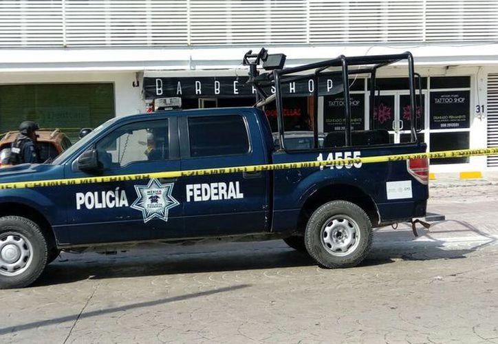 La ejecución fue en la barbería de la avenida Cobá. (Redacción/SIPSE)