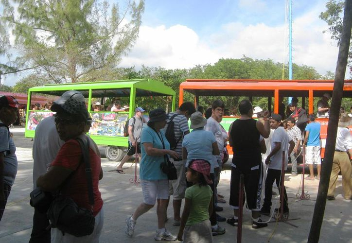 El sector turístico espera un buen cierre de año. (Rossy López/SIPSE)