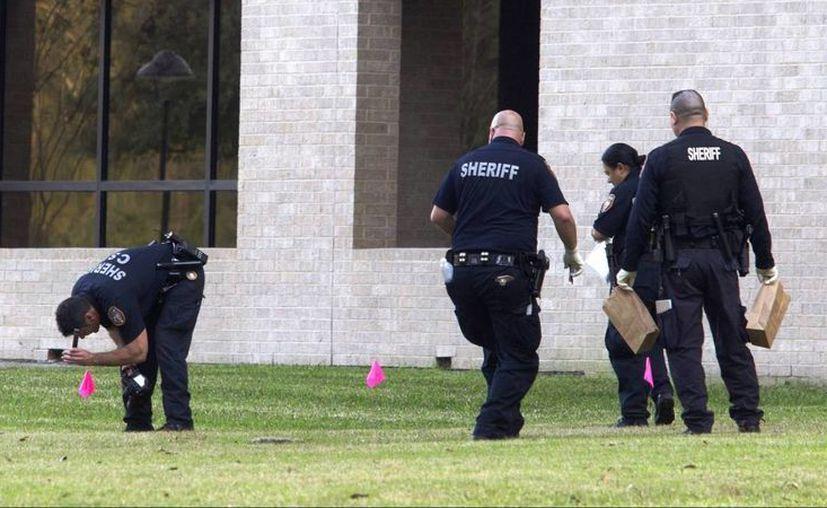 Un alguacil fue herido en la balacera. (Archivo/Agencias)