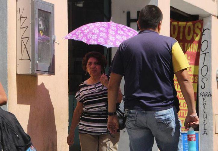 Intenso calor se espera para los próximos día en toda la región península, de acuerdo con el pronóstico del clima de la Comisión Nacional del Agua (Conagua). (José Acosta/SIPSE)