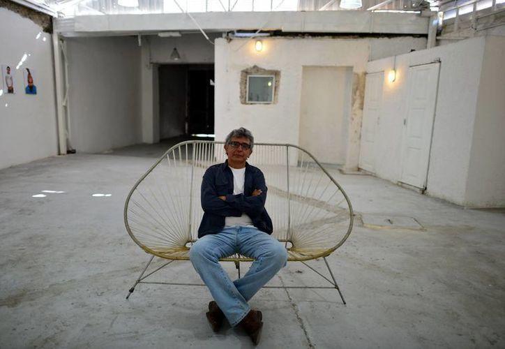 El fotógrafo mexicano Francisco Mata Rosas. (Luis Pérez/SIPSE)