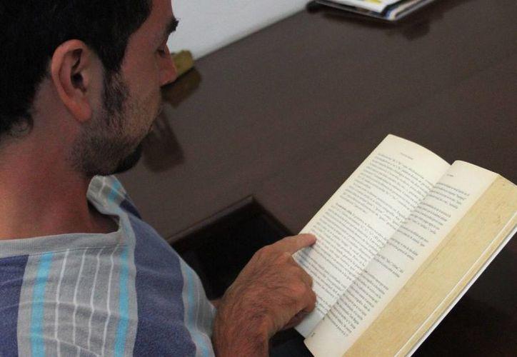 Quinientas personas que se inscribieron al programa de alfabetización del Ieea en este año, han aprendido a leer y escribir. (María Mauricio/SIPSE)