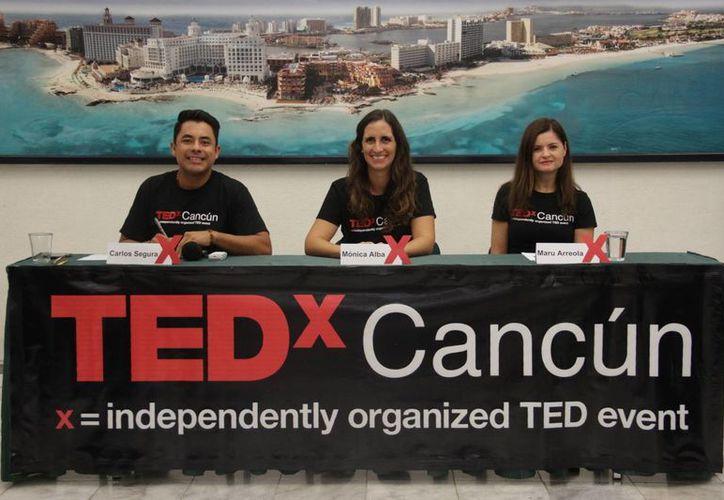 Este será uno de los formatos de TED, que significa tecnología, entretenimiento y diseño. (Consuelo Javier/SIPSE)