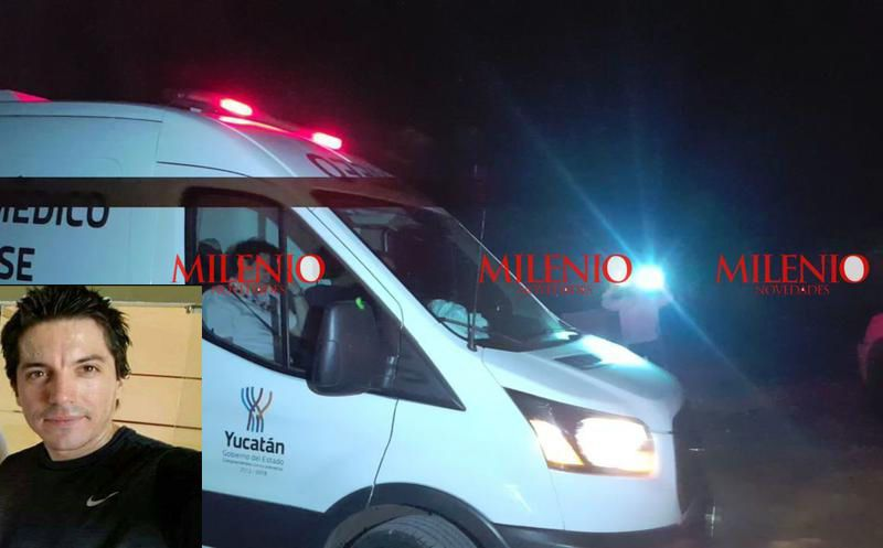 Cuerpo hallado en Chelem es de fotógrafo desaparecido: FGE