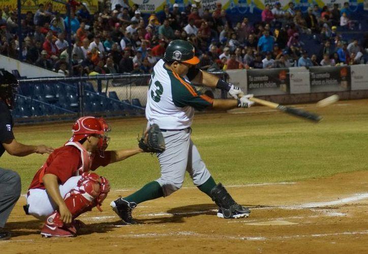 El equipo Leones ganó la mayoría de sus juegos de exhibición en el norte de México. (Milenio Novedades)