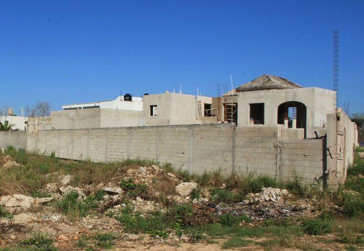 En Yucatán, el reglamento de construcción no obliga a realizar una mecánica de suelo. (José Acosta/SIPSE)