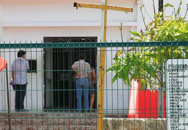 La cárcel en Leona Vicario quedó en espera tras la fuga de Joaquín Guzmán Loera, alias 'El Chapo'. (Ángel Castilla/SIPSE)