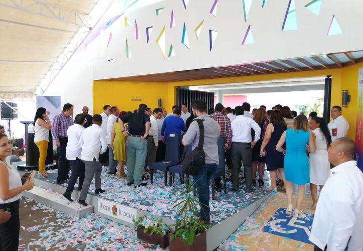 Uno de los espacios fue inaugurado en la ciudad de Chetumal. (Daniel Tejada/SIPSE)
