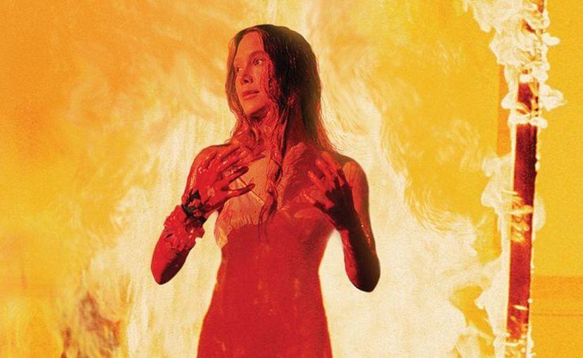 """Carrie fue la primera novela del también llamado """"maestro del terror"""". (Internet)"""
