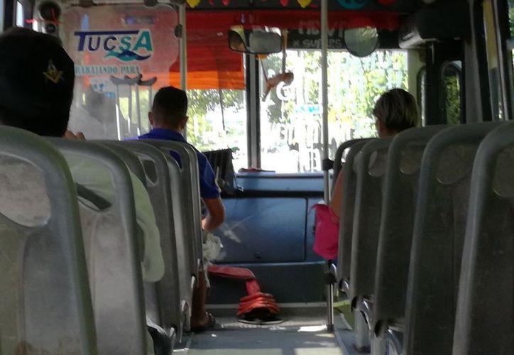 Las autoridades buscan que el paro no afecte a los pasajeros. (Adrián Barreto/SIPSE)