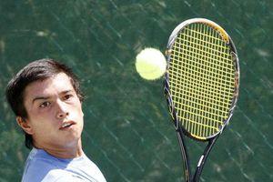 """Continúa el """"Abierto de Tenis Casablanca 2014"""""""